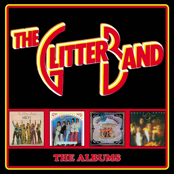 glitter-band-albums