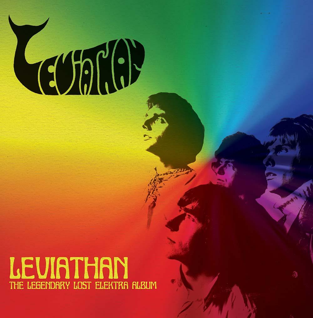 Leviathan: The Legendary Lost Elektra Album