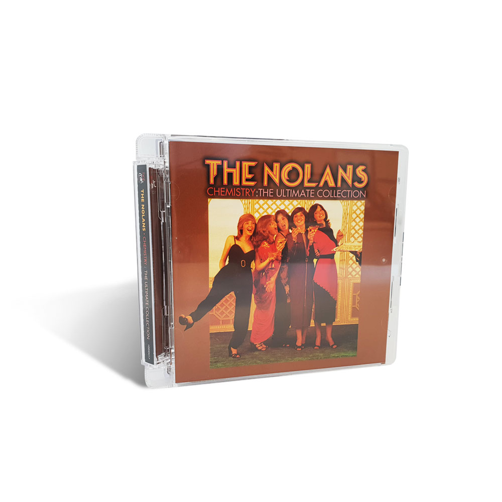 The Nolans: Chemistry - The Ultimate Collection (Deluxe CD/DVD Edition)