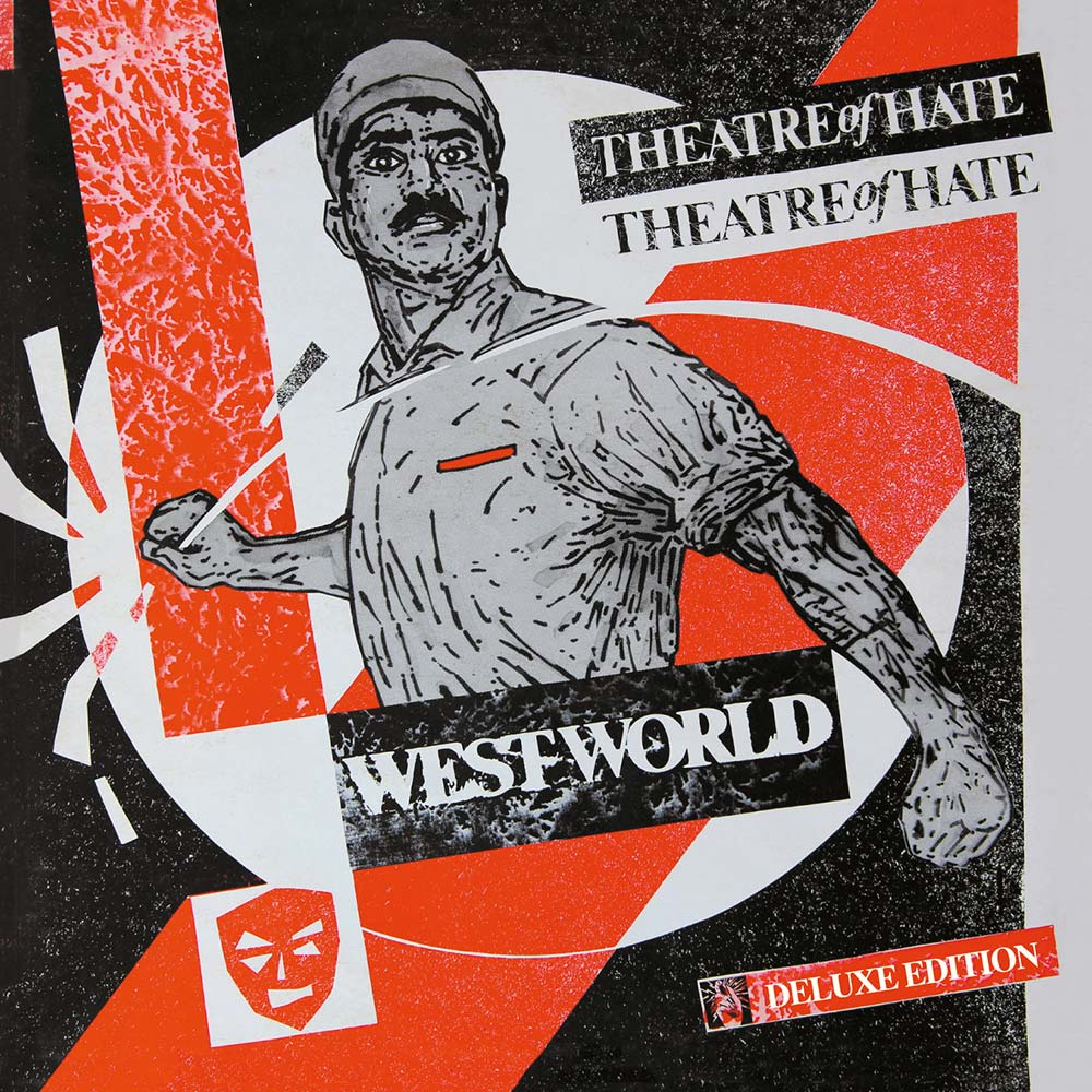 Westworld 3cd Deluxe Edition Cherry Red Records