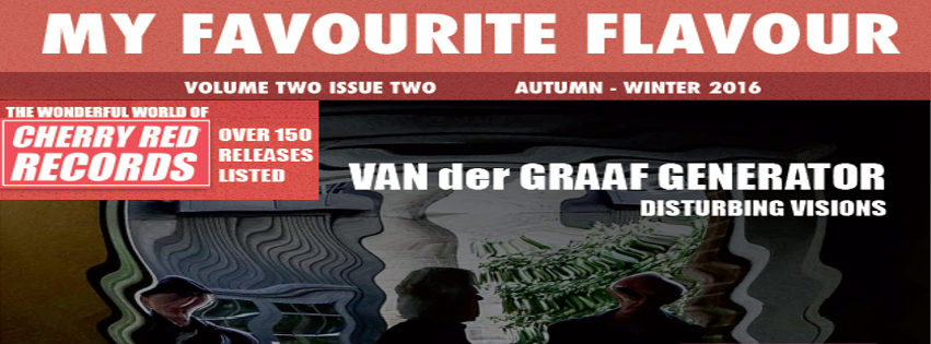 Click here to read our My Favourite Flavour magazine online