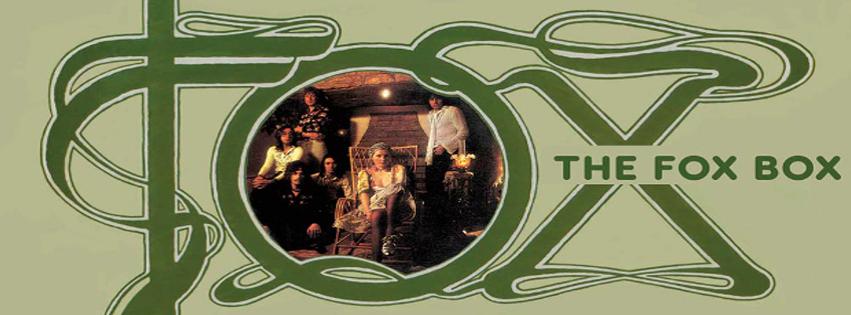 The Fox Box: 4CD Deluxe Box Set
