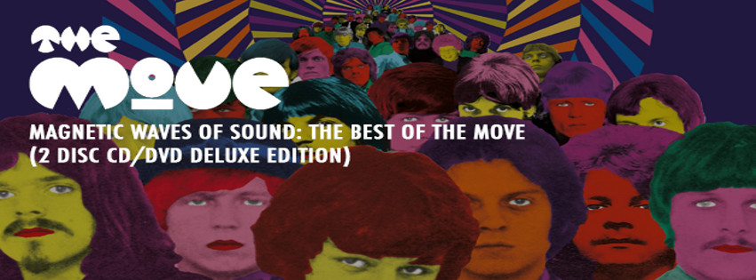 The Best Of The Move: 2 Disc CD/DVD Deluxe Remastered Edition