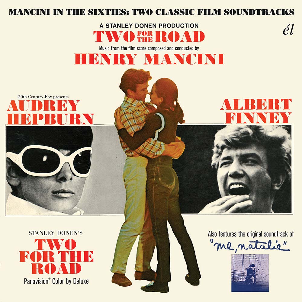Two For The Road / Me. Natalie ~ Mancini In The Sixties ...