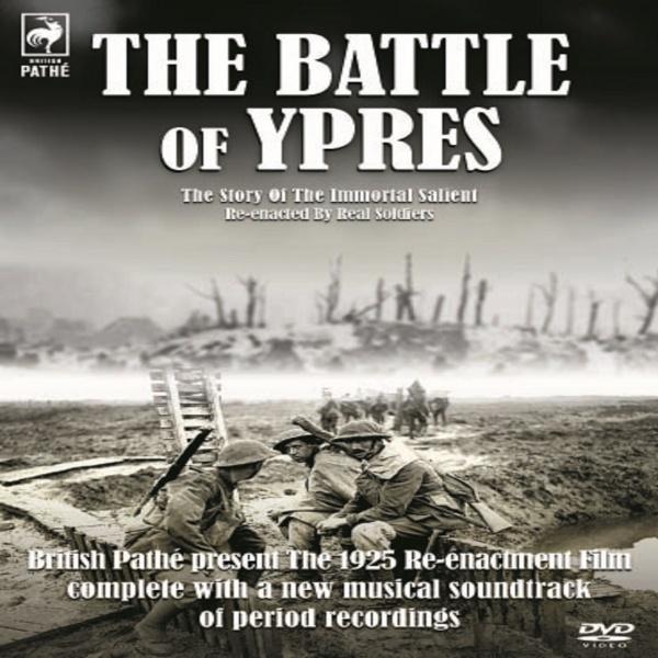 BATTLE OF YPRES DVD