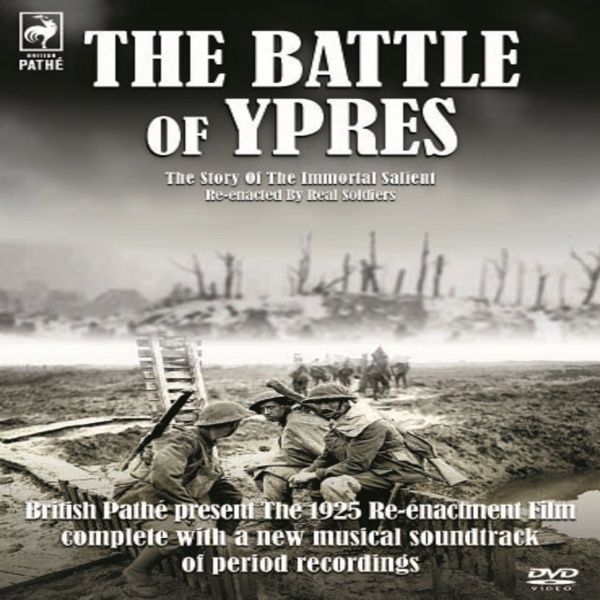 BATTLE OF YPRES DVD