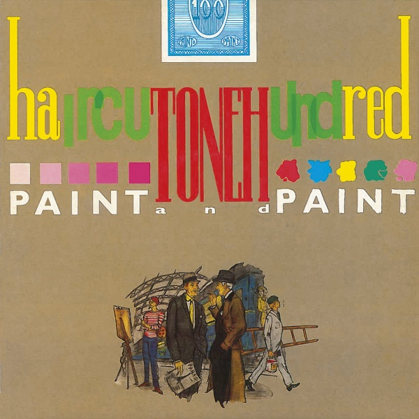 HAIRCUT 100 Paint
