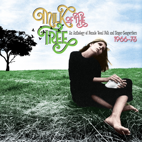 MILK OF THE TREE front cover