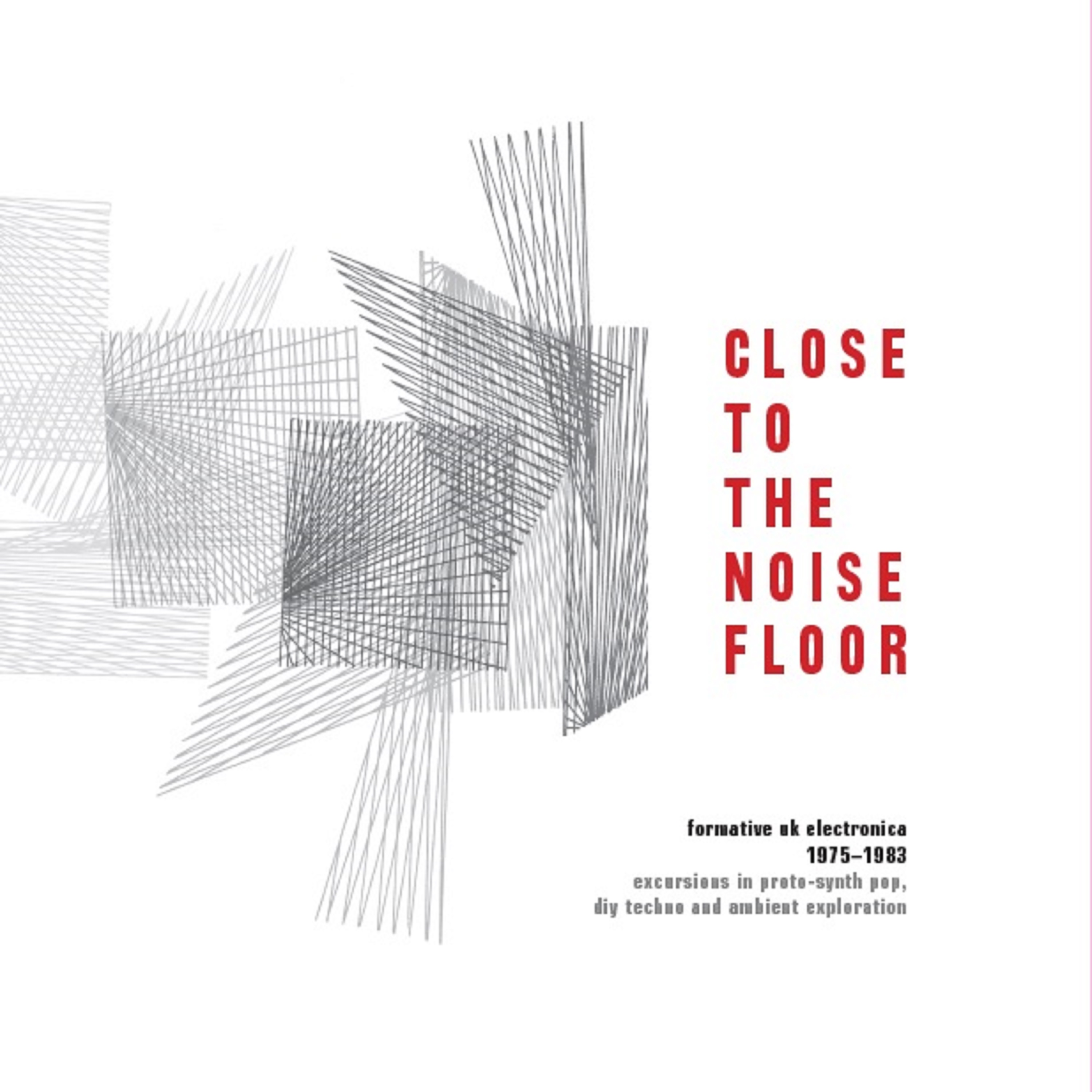 Close To The Noise Floor Limited Edition 2lp Record