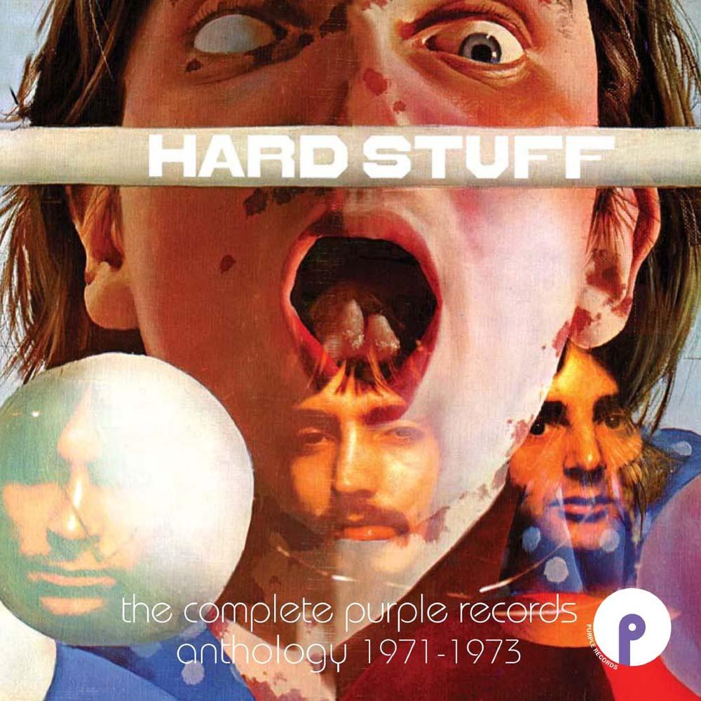 the hard stuff O melhor do rock e hard rock.