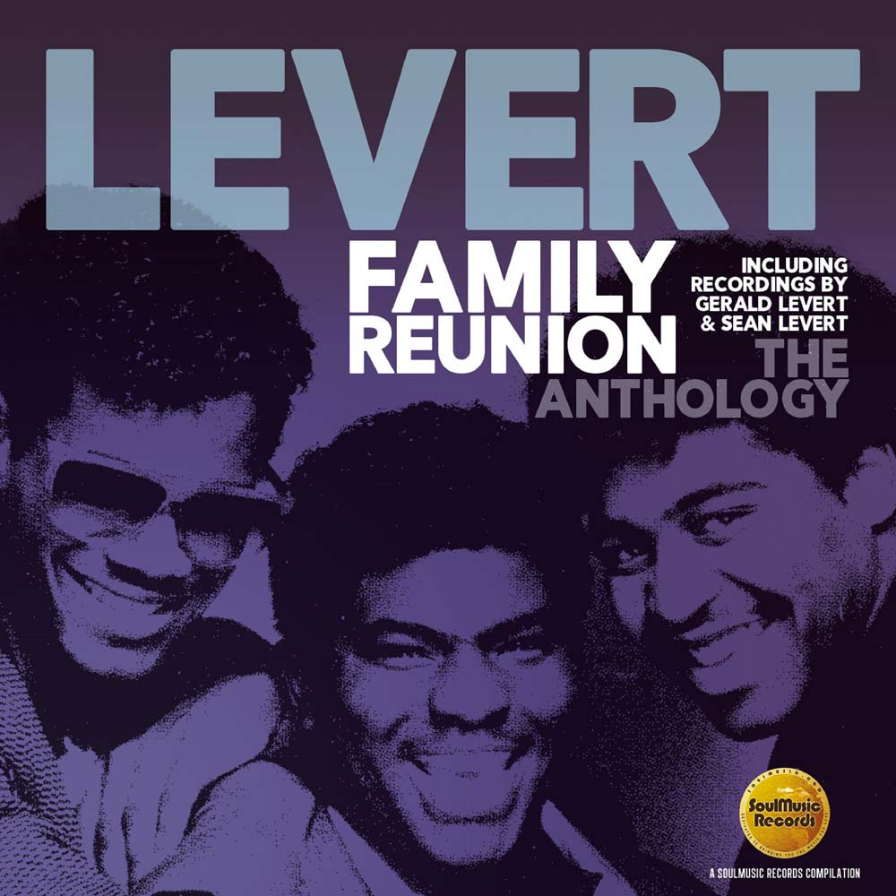 Gerald Levert Songs with family reunion: the anthology - cherry red records