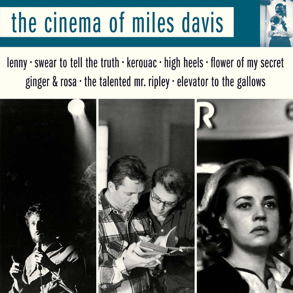 Image result for cinema of miles davis
