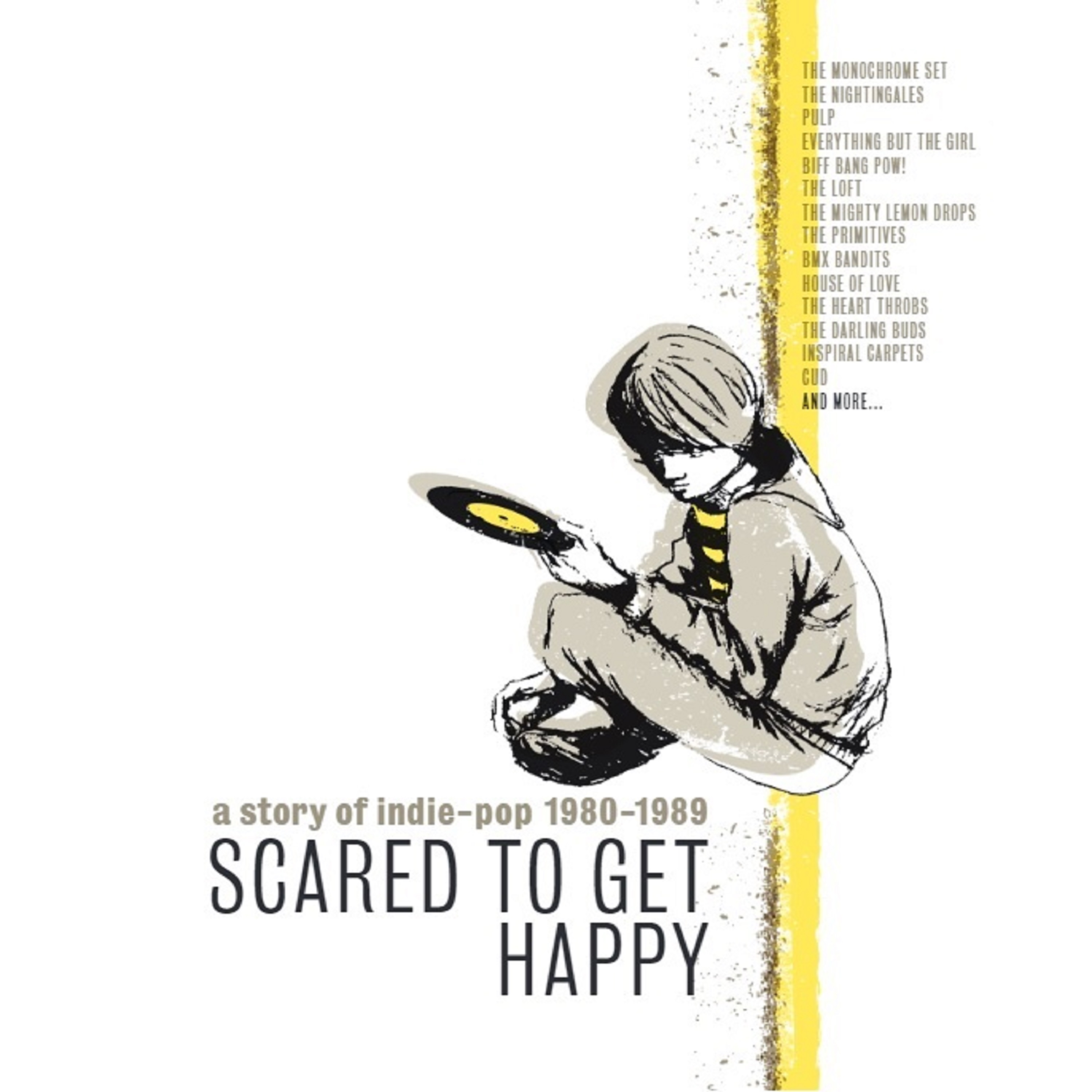 Scared To Get Happy: Limited Edition 2LP - Record Store Day 2017 ...