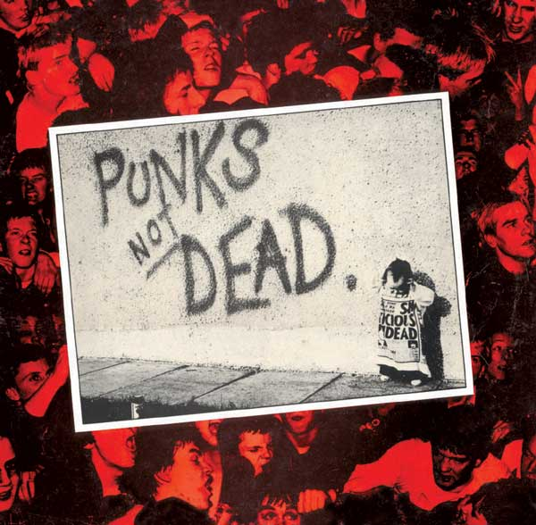Punk's Not Dead: Deluxe Digipak Edition Exploited (The)