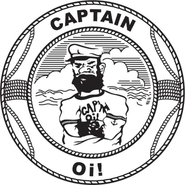captain oi archives cherry red records