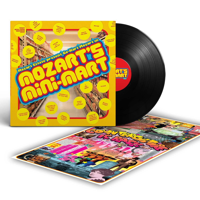 Go-Kart Mozart: Mozart's Mini-Mart, Vinyl LP Edition