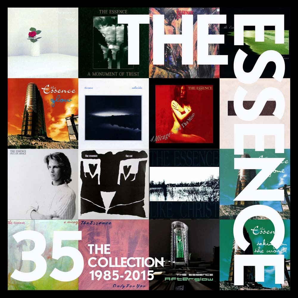 f06d206f292 The Essence  35 – The Collection 1985-2015 (5CD Remastered Box Set) Essence