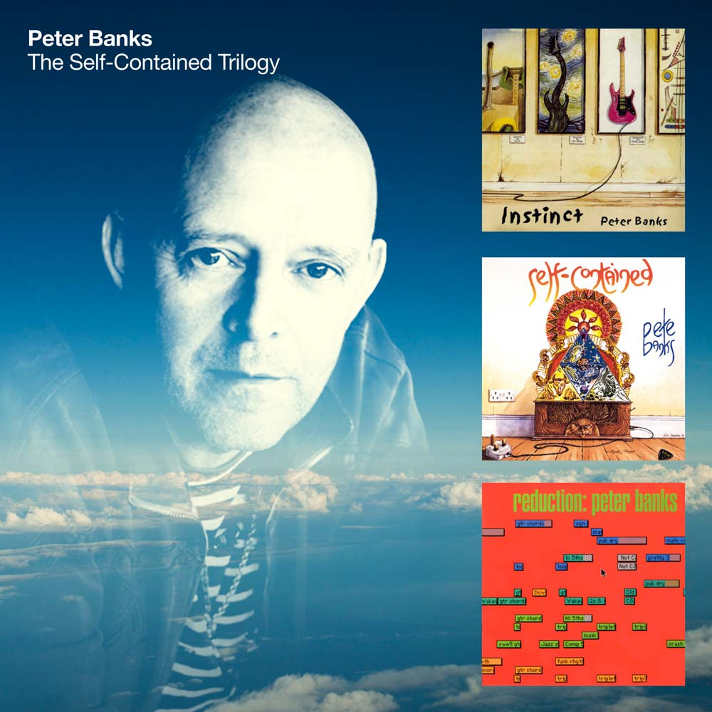 Peter Banks  The Self-Contained Trilogy 539096b4d8b