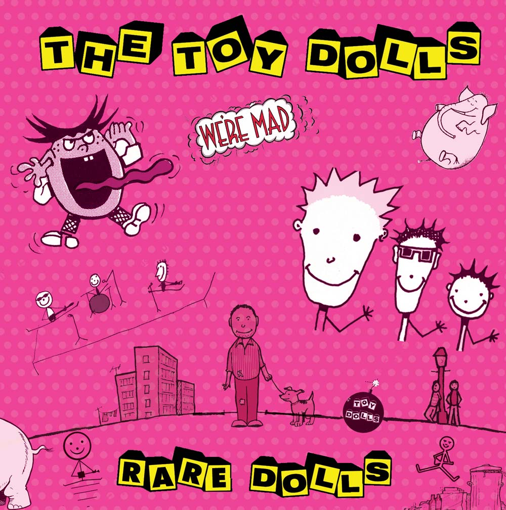 toy dolls discography download