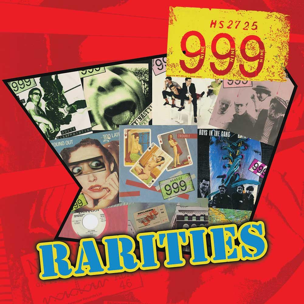 999: The Albums 1977 - 80, 4CD Clamshell Boxset