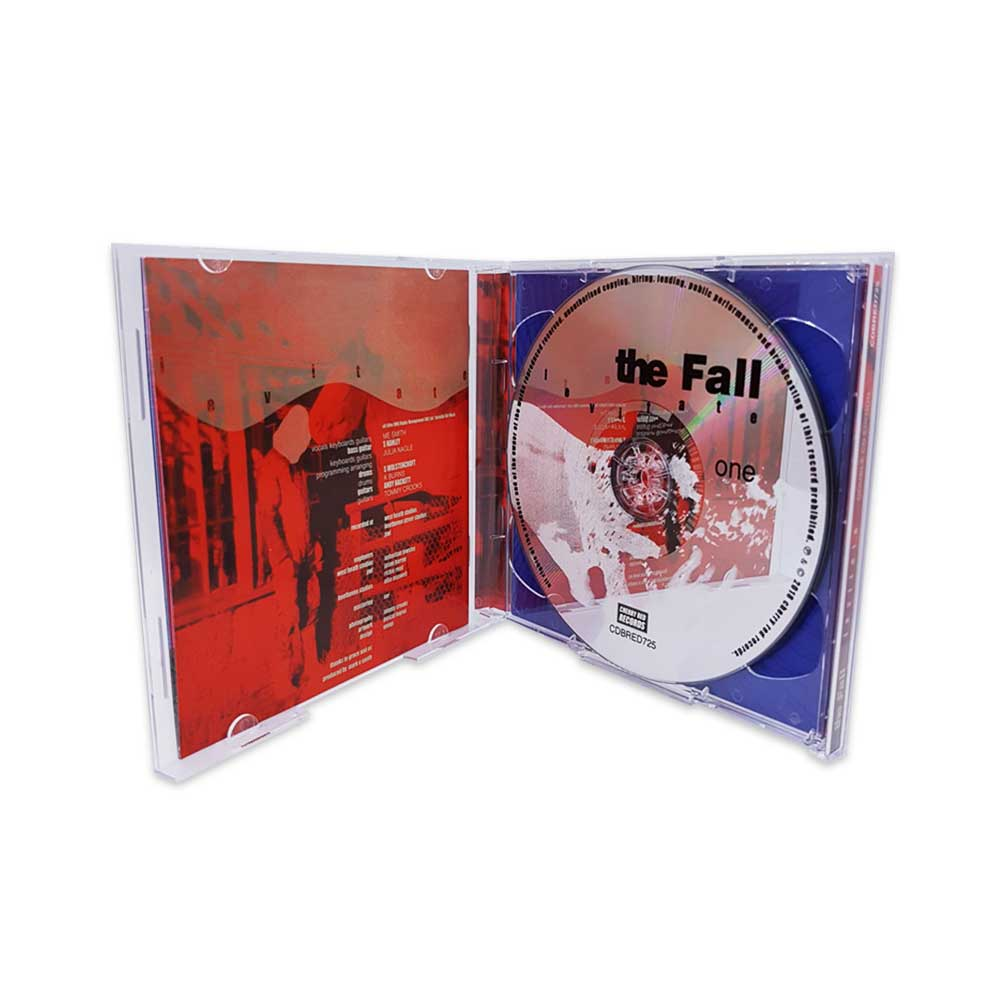 dc75b70ce58 The Fall  Levitate - Expanded Edition - Cherry Red Records