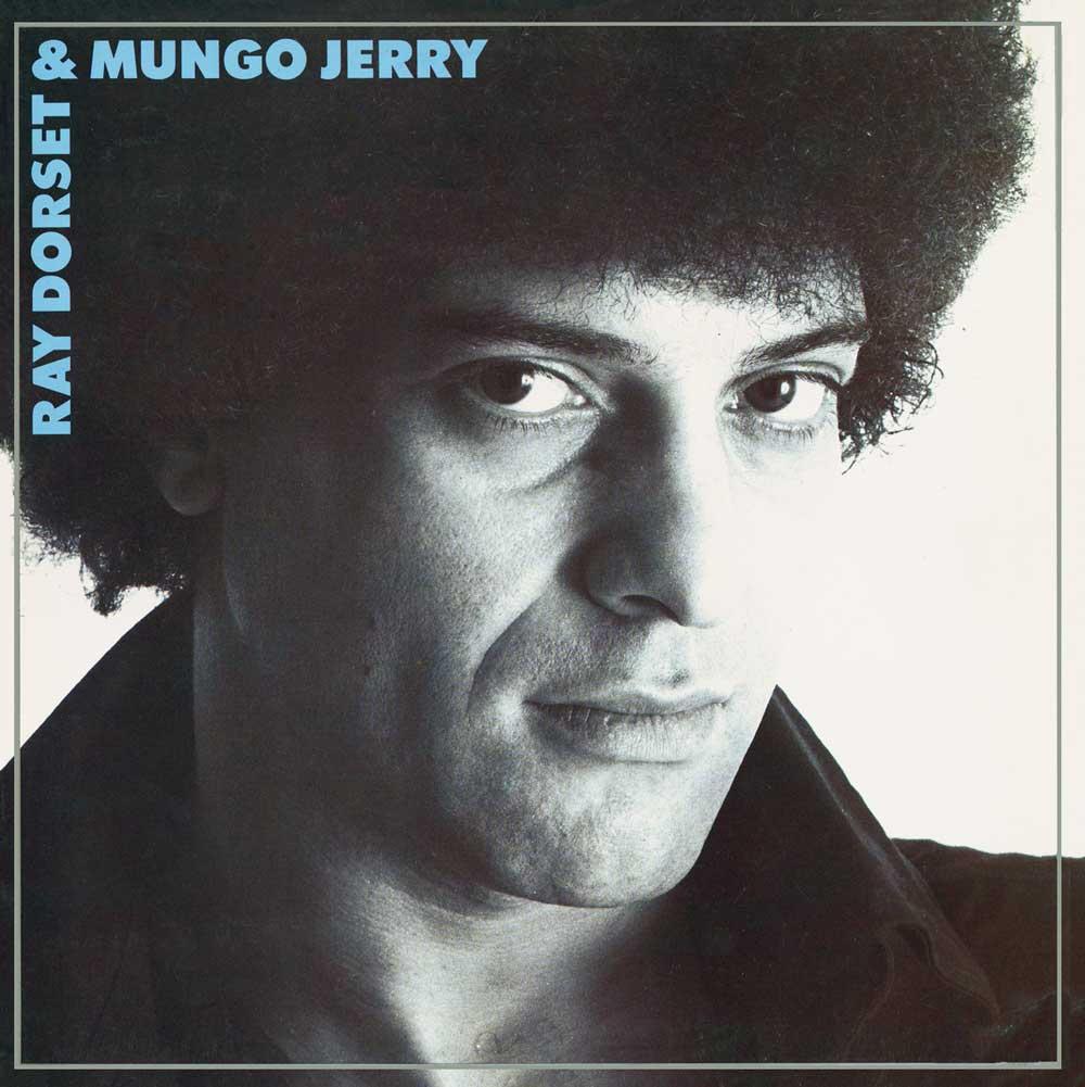 Mungo Jerry: The Albums 1976 - 81, 5CD Box Set