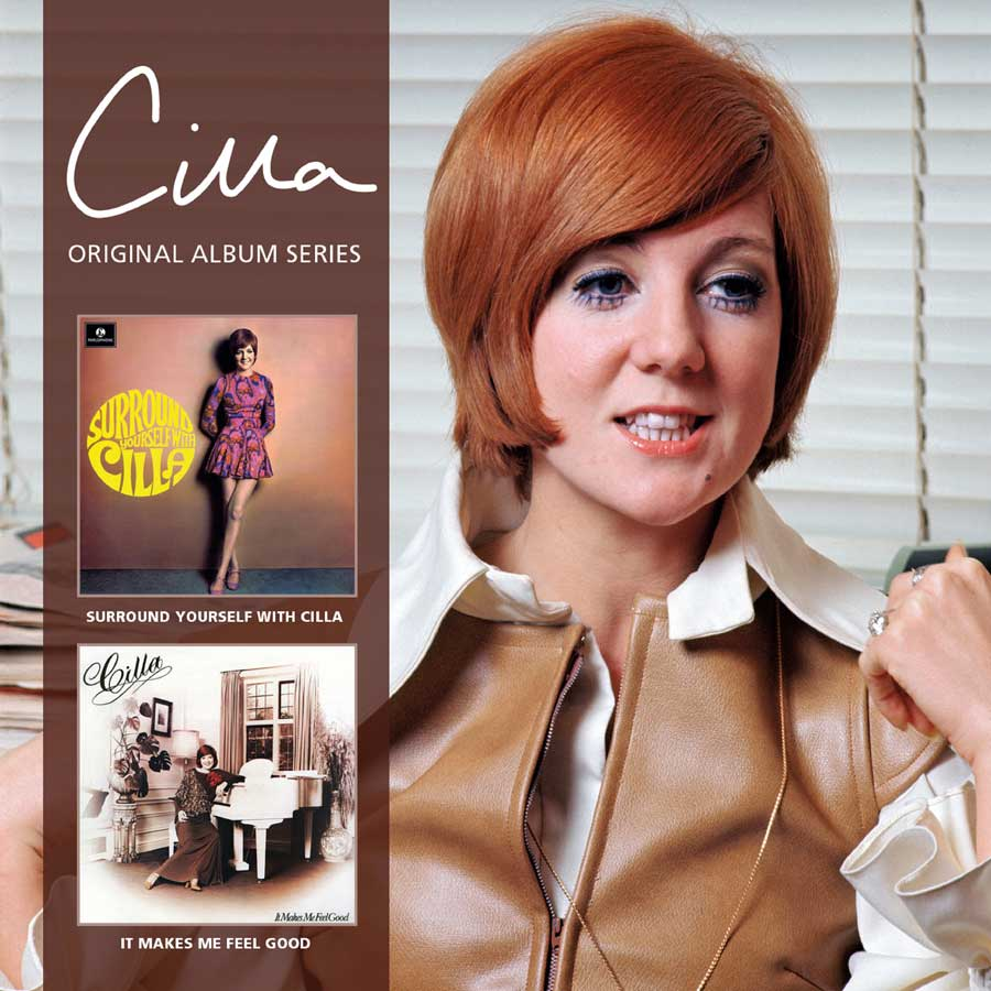 Cilla Black: Surround Yourself With Cilla / It Makes Me Feel Good, 2 Disc  Expanded Edition