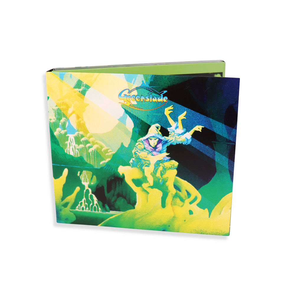 6f72076dc Greenslade: Greenslade, Expanded & Remastered 2CD Edition - Cherry ...