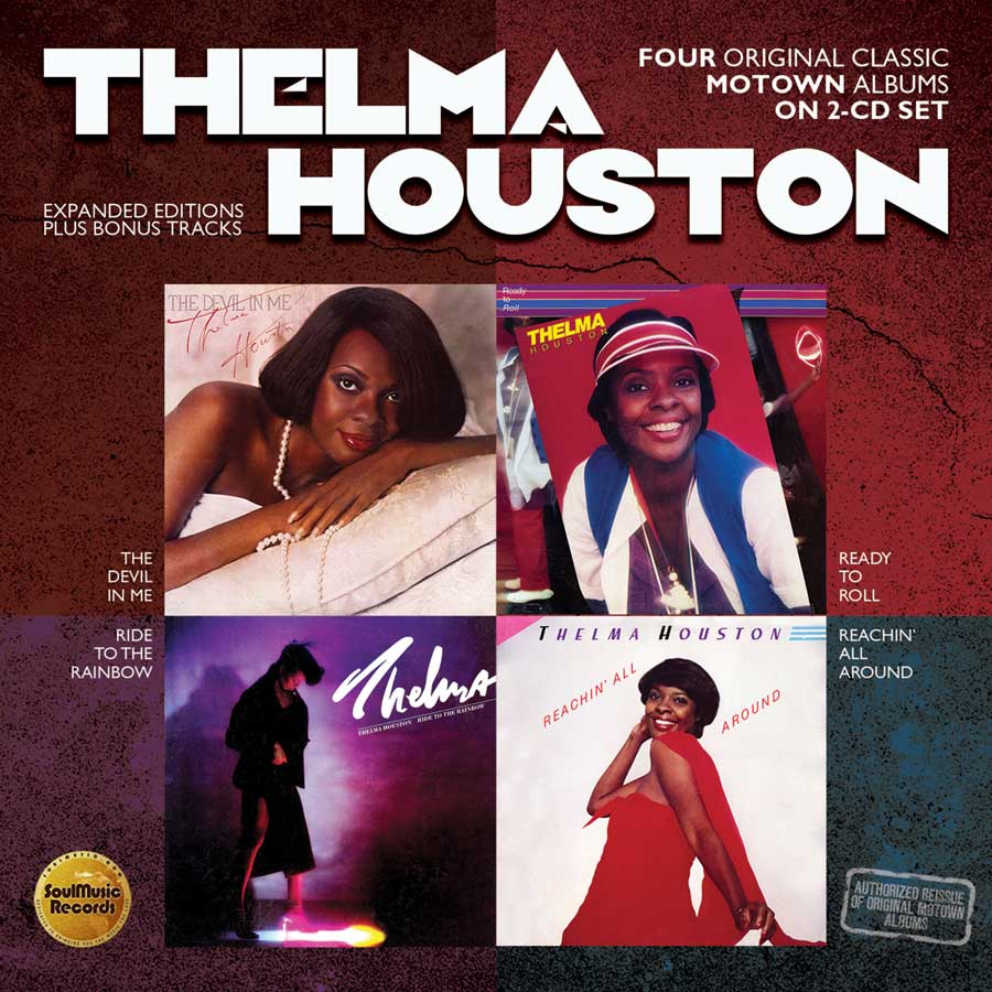 pictures Thelma Houston