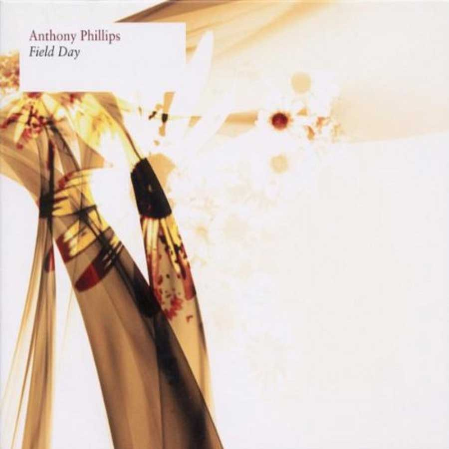 Anthony Phillips: Field Day, 2CD/1DVD Digipak Edition