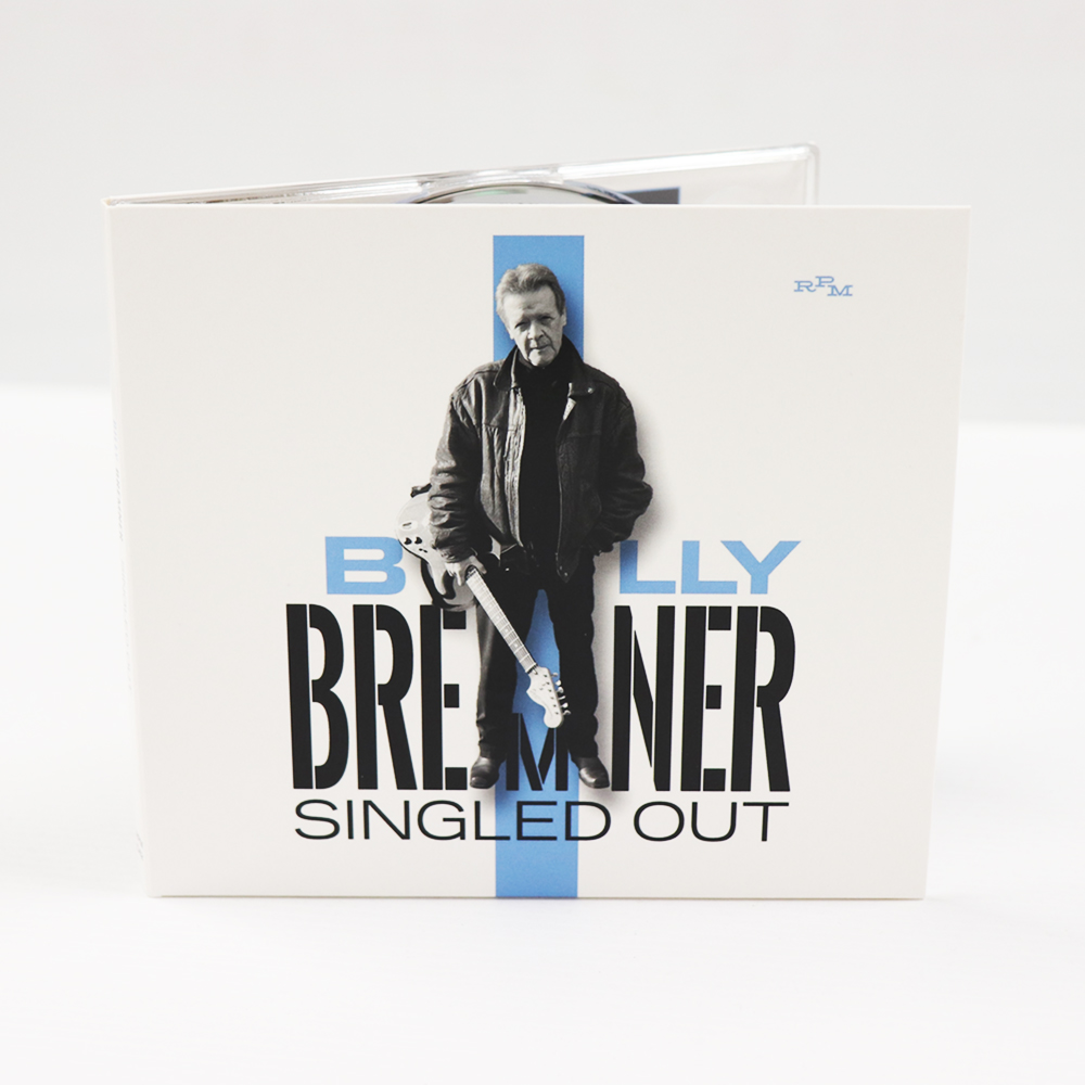 Billy Bremner: Singled Out - Cherry Red Records
