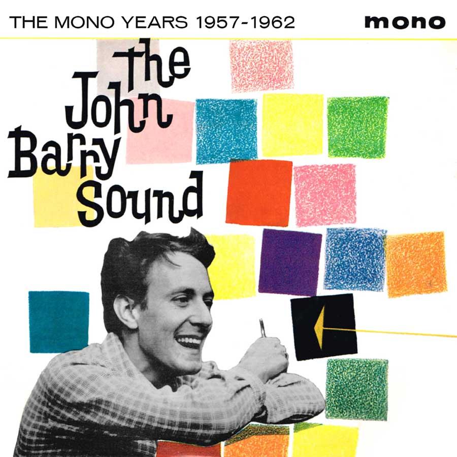 John Barry: The Mono Years 1957 - 1962, 3CD Boxset - Cherry Red Records