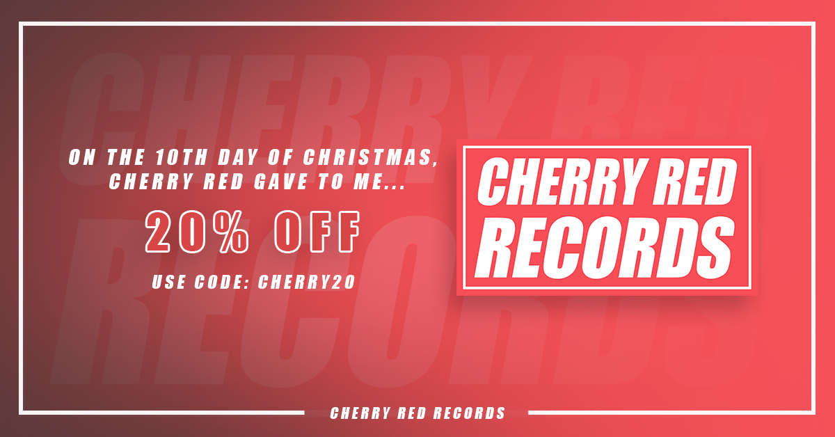 Christmas Deals.12 Days Of Christmas Deals Day 10 Cherry Red Records
