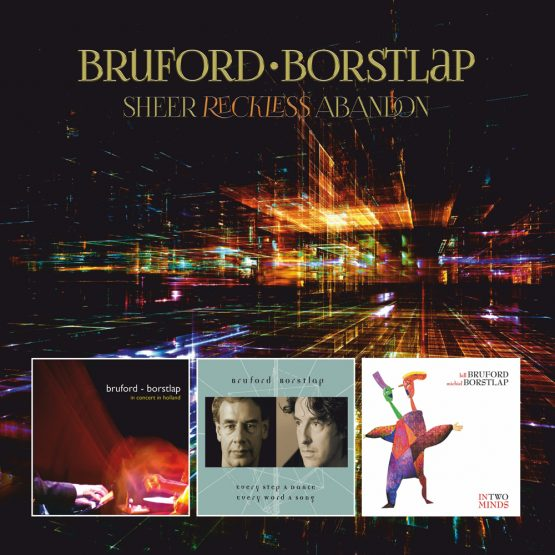 Bill Bruford Archives - Cherry Red Records