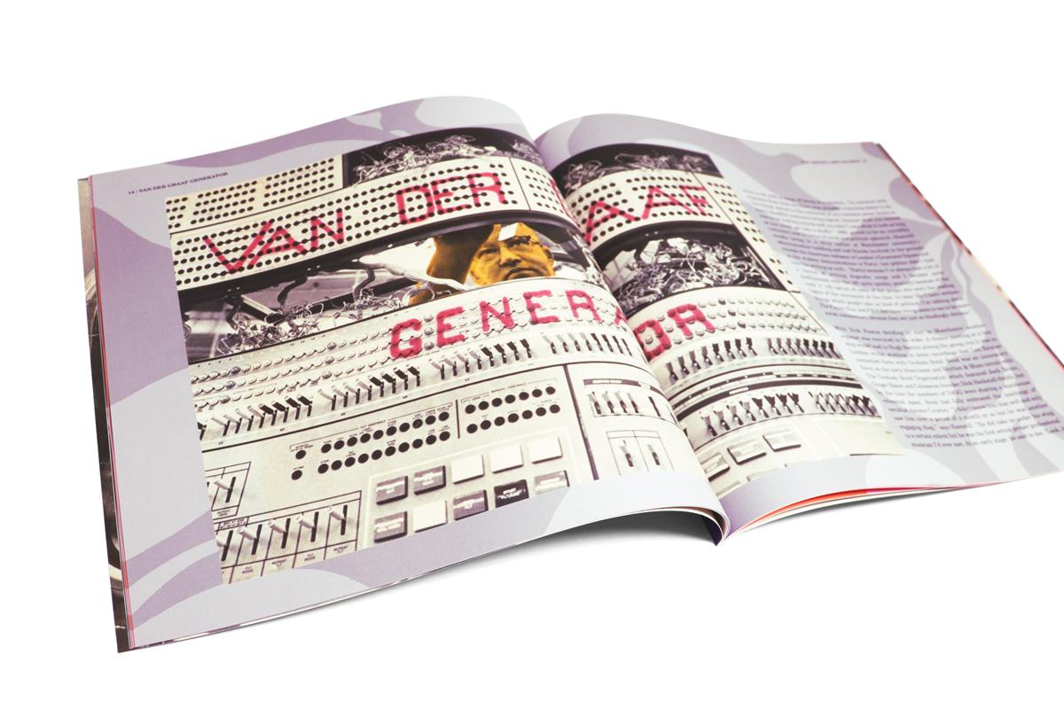 Van Der Graaf Generator: The Aerosol Grey Machine 50th Anniversary Edition,  2CD/ Gatefold 180 Gram LP/ 7-Inch Single Limited Edition Deluxe Boxset