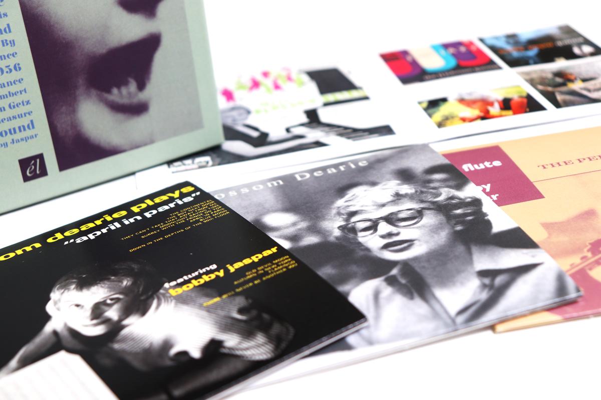 Blossom Dearie: The Adorable Blossom Dearie, 3CD Boxset