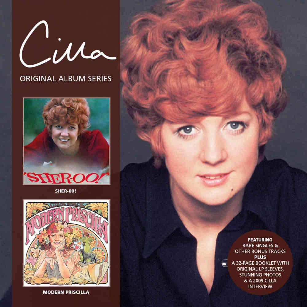 Modern Priscilla, 2CD Expanded Edition Cilla Black