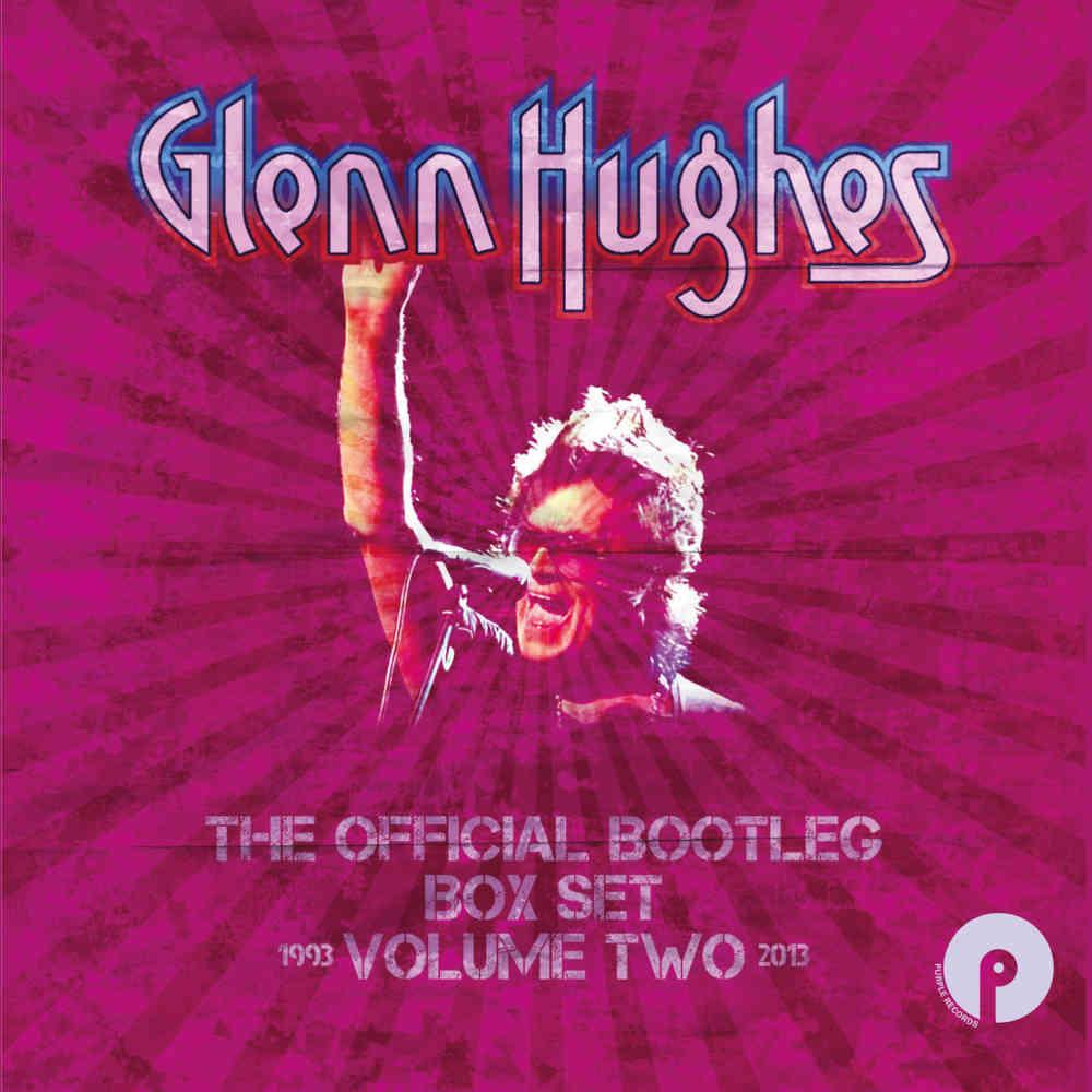 Glenn Hughes: The Official Bootleg Box Set: Volume Two 1993-2013, 6CD  Clamshell Boxset