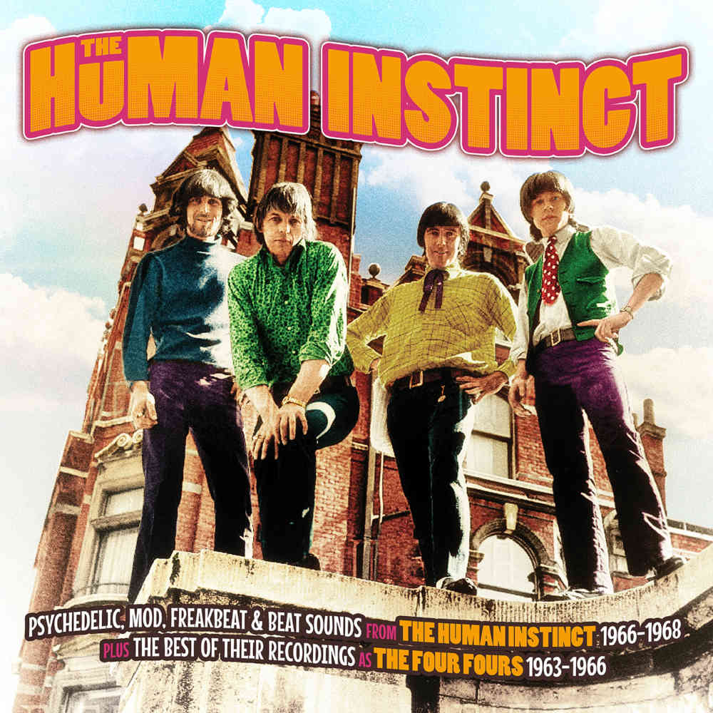 The Human Instinct / The Four Fours: 1963-1968, CD