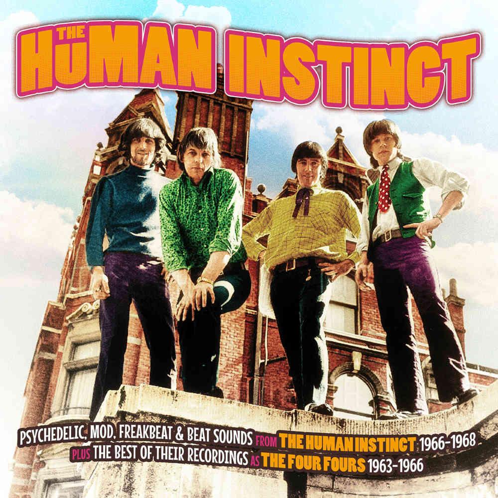 b6274ce4d The Human Instinct   The Four Fours  1963-1968