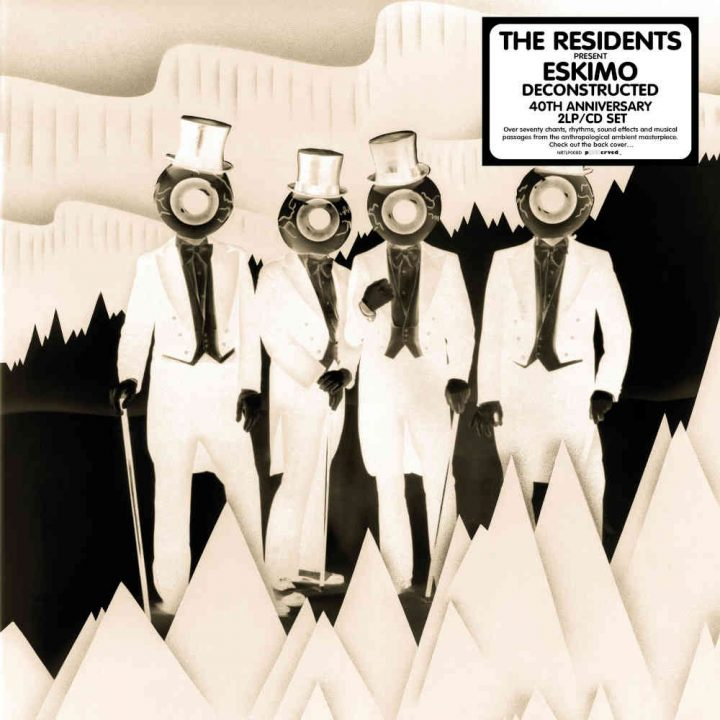 The Residents Eskimo Deconstructed 40th Anniversary 2lp