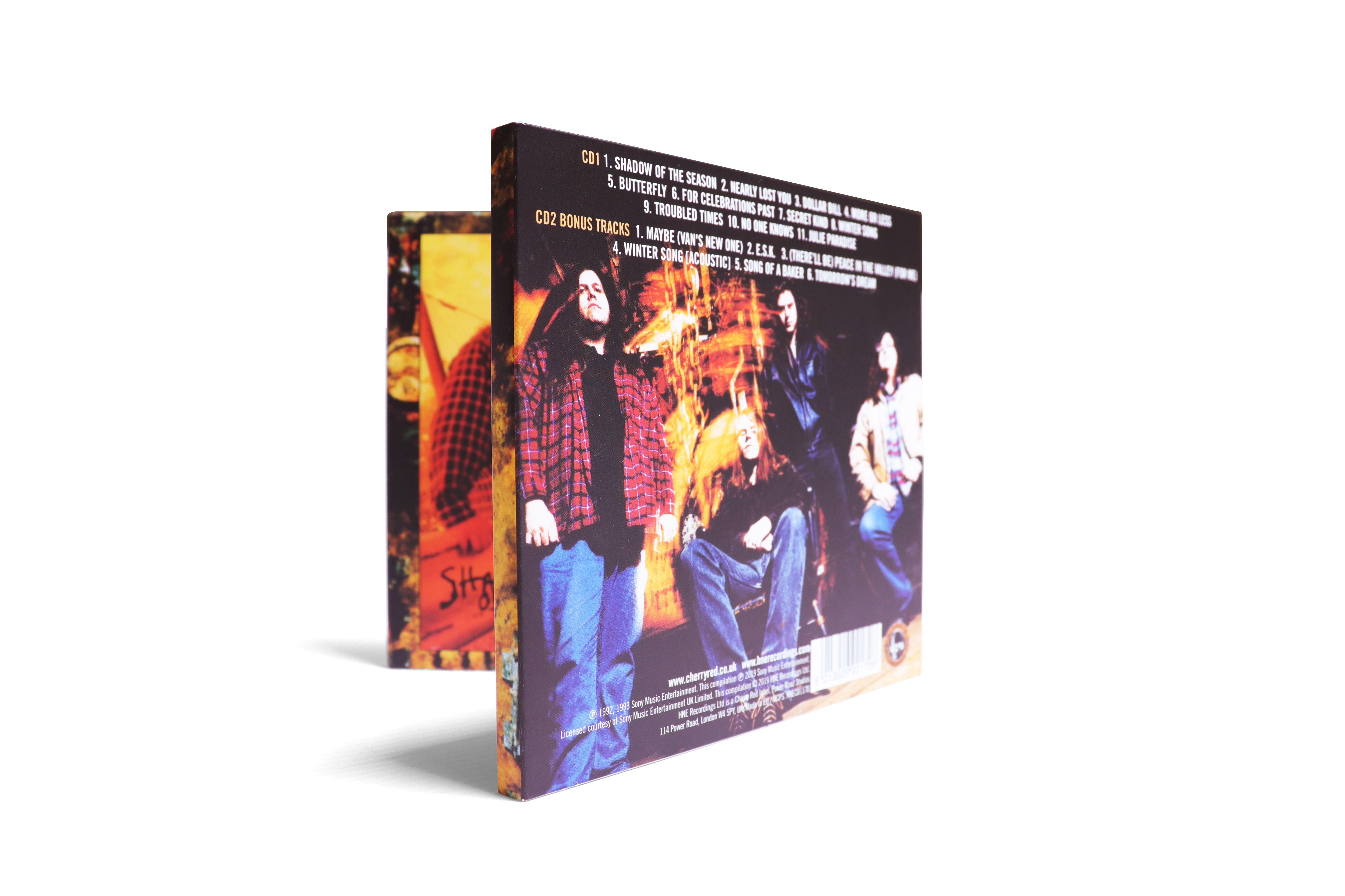 Screaming Trees: Sweet Oblivion: Expanded Edition, 2CD
