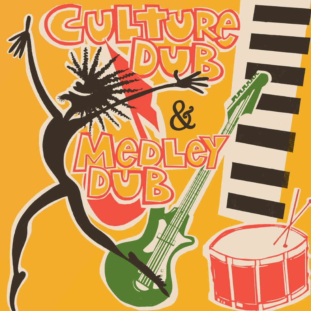 Errol Brown & The Revolutionaries: Culture Dub & Medley Dub, 2CD Expanded  Edition