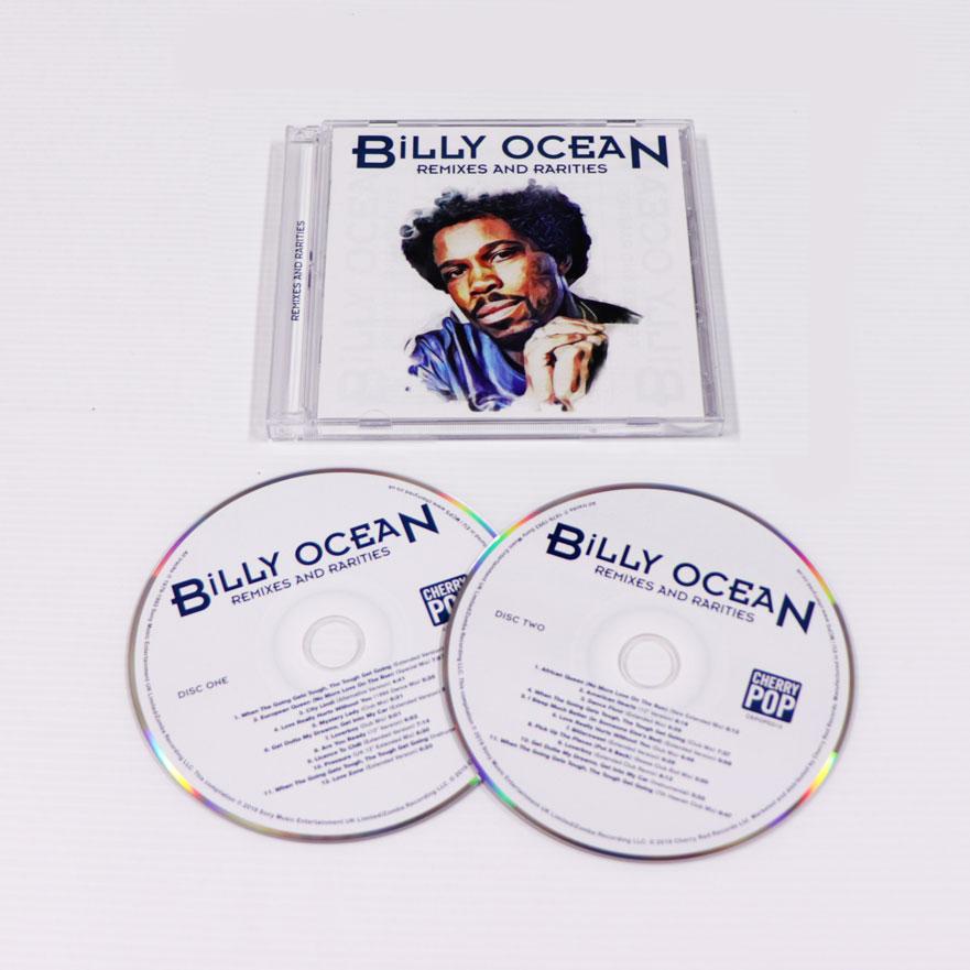 Billy Ocean: Remixes and Rarities, 2CD Deluxe Edition