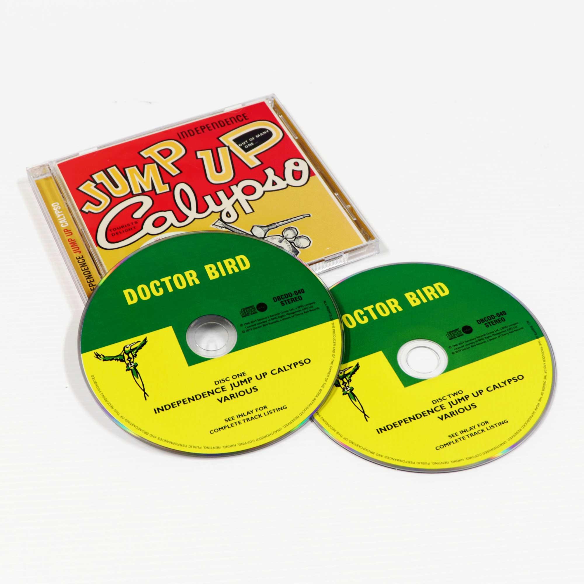 Independence Jump Up Calypso, Various Artists: 2CD