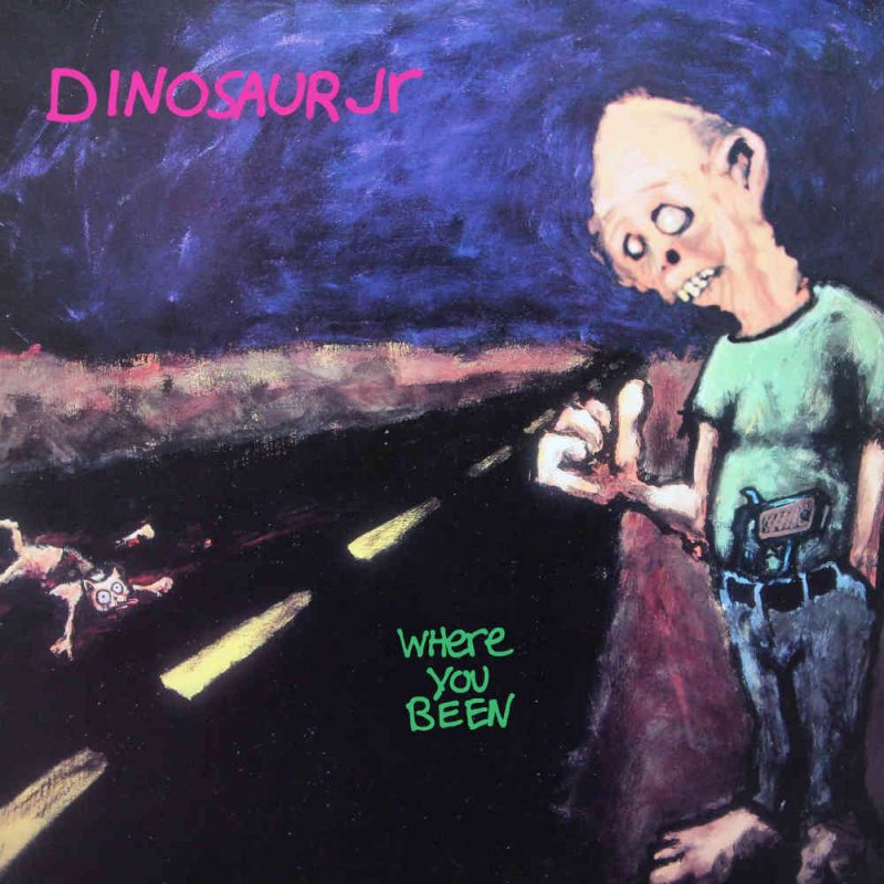 DINOSAUR JR | Four classic albums to be reissued on Coloured