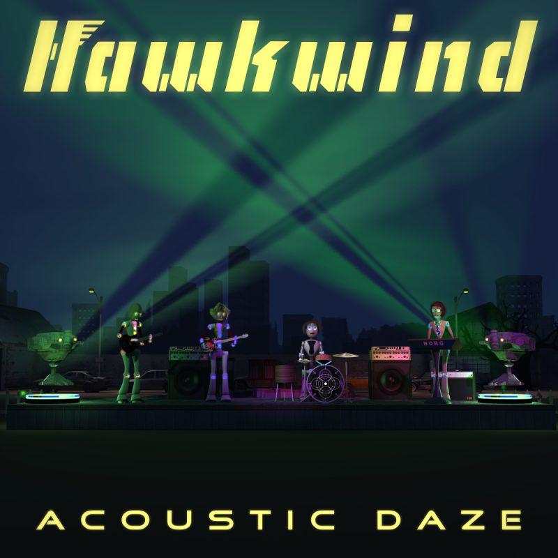 All Aboard The Skylark Hawkwind Announce A Brand New