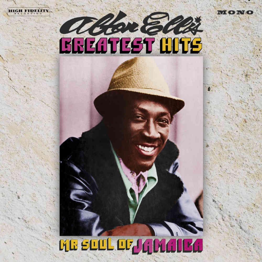 Alton Ellis: Greatest Hits - Mr Soul of Jamaica, 2CD