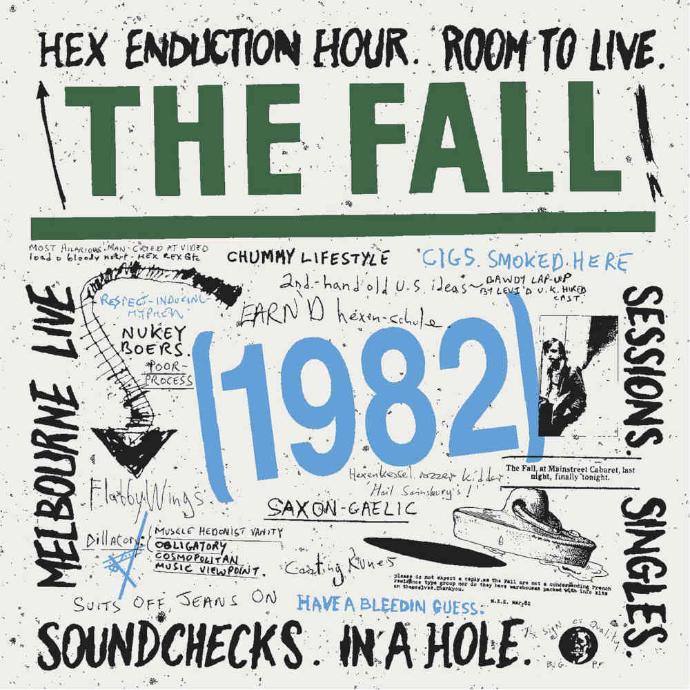 The Fall: 1982, 6CD Boxset