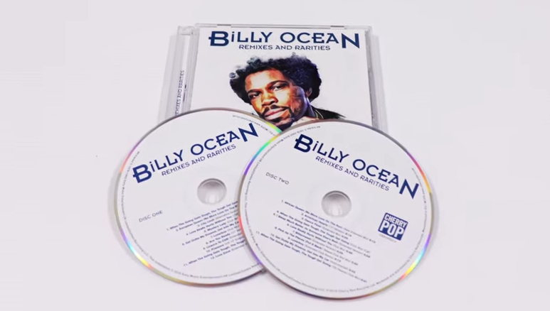 Billy Ocean gets the Cherry Pop 'Remixes & Rarities' reissue